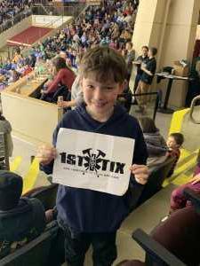 Todd attended Maine Mariners vs. South Carolina Stingrays - ECHL on Mar 9th 2019 via VetTix