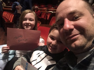 G attended A Space Odyssey - Matinee - Presented by the Philadelphia Orchestra on Feb 15th 2019 via VetTix