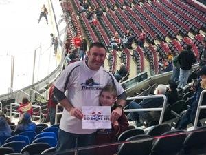 Neil attended Cleveland Monsters vs. Binghamton Devils - AHL on Feb 10th 2019 via VetTix