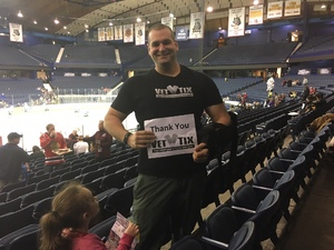 Click To Read More Feedback from Chicago Wolves vs. Iowa Wild - AHL