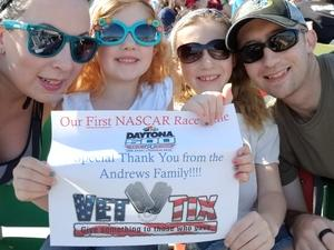 Click To Read More Feedback from Daytona 500 - the Great American Race - Monster Energy NASCAR Cup Series