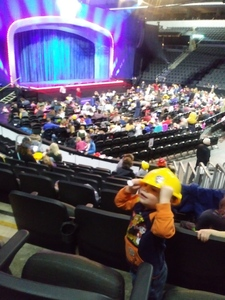 Jennifer attended Paw Patrol Live! The Great Pirate Adventure - Presented by Vstar Entertainment on Feb 13th 2019 via VetTix
