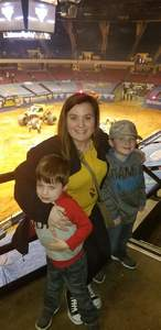 Matt attended Monster Jam Triple Threat Series - Motorsports/racing on Jan 5th 2019 via VetTix
