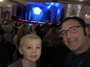 Brandon attended Paw Patrol Live! The Great Pirate Adventure - Presented by Vstar Entertainment on Feb 9th 2019 via VetTix