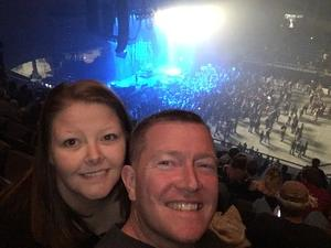 Thomas attended 97. 9 Cpr Rocks Presents Five Finger Death Punch and Breaking Benjamin - Heavy Metal on Dec 3rd 2018 via VetTix