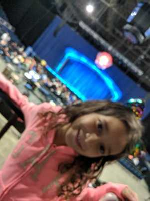 Shiloe attended Paw Patrol Live: Race to the Rescue - Presented by Vstar Entertainment on Apr 21st 2019 via VetTix