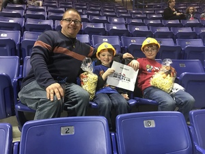 Daniel attended Paw Patrol Live: Race to the Rescue - Presented by Vstar Entertainment - 2: 00pm on Dec 15th 2018 via VetTix
