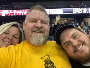 Kurt attended Chicago Wolves vs. Milwaukee Admirals - AHL - Special Instructions * See Notes on Jan 20th 2019 via VetTix