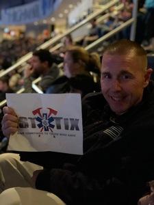 Jason attended Monster Jam Triple Threat Series on Feb 8th 2019 via VetTix