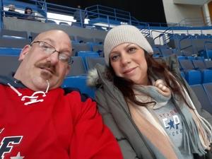 Joseph attended Hartford Wolf Pack vs. Springfield Thunderbirds - AHL on Jan 23rd 2019 via VetTix