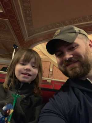 Josh attended PAW Patrol Live!: Race to the Rescue - Presented by Vstar Entertainment - 2:00PM on Mar 10th 2019 via VetTix