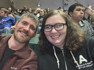 Danny attended Monster Jam on Feb 8th 2019 via VetTix