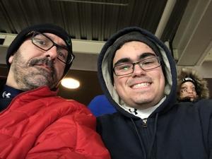 Paul attended 2018 Pinstripe Bowl on Dec 27th 2018 via VetTix