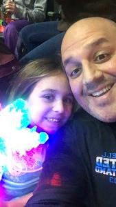 Frank attended Disney On Ice: 100 Years Of Magic on Jan 3rd 2019 via VetTix