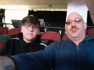 Joseph attended New Jersey Devils vs. Vancouver Canucks - NHL on Dec 31st 2018 via VetTix