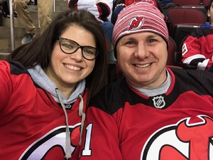Michael attended New Jersey Devils vs. Vancouver Canucks - NHL on Dec 31st 2018 via VetTix
