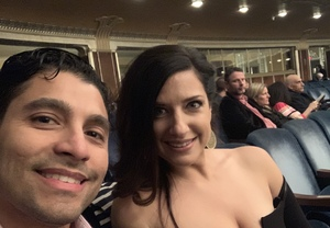 Gil attended Ohlsson Plays Busoni - Presented by the Cleveland Orchestra on Feb 9th 2019 via VetTix