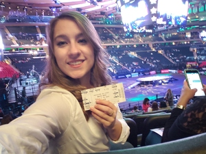 Sarah attended PBR - Unleash the Beast on Jan 4th 2019 via VetTix