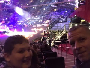 Andrew attended PBR - Unleash the Beast - Sunday Performance on Jan 6th 2019 via VetTix