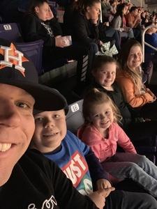 Kevin attended Phoenix Suns vs. Philadelphia 76ers - NBA on Jan 2nd 2019 via VetTix
