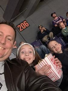 Jobe attended Phoenix Suns vs. Philadelphia 76ers - NBA on Jan 2nd 2019 via VetTix