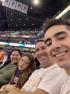 Jayson attended Phoenix Suns vs. LA Clippers - NBA on Jan 4th 2019 via VetTix