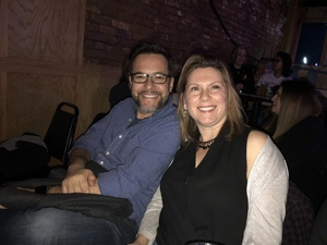 Edward attended ComedySportz on Jan 5th 2019 via VetTix
