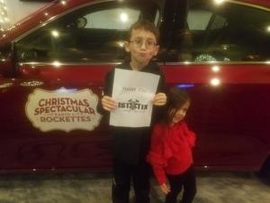 jason attended Christmas Spectacular Starring the Radio City Rockettes - Musical on Jan 4th 2019 via VetTix