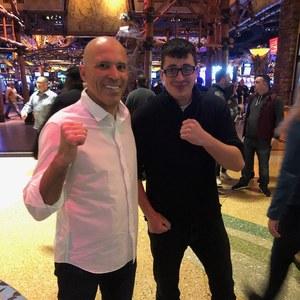 Daniel attended Bellator MMA - Mitrione vs. Kharitonov - Live Mixed Martial Arts on Feb 15th 2019 via VetTix