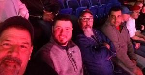 Ralph attended Bellator MMA - Mitrione vs. Kharitonov - Live Mixed Martial Arts on Feb 15th 2019 via VetTix