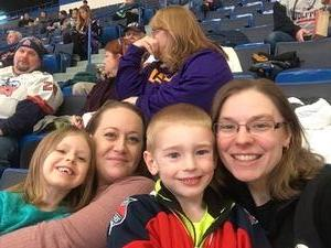 CM attended Hartford Wolf Pack vs. Toronto Marlies - AHL on Feb 13th 2019 via VetTix