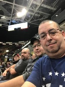 Dallas attended Cleveland Monsters vs. Toronto Marlies - AHL on Jan 23rd 2019 via VetTix