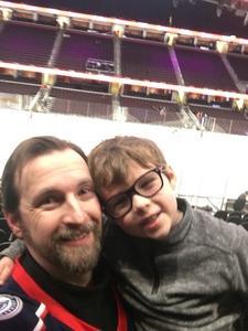 Brent attended Cleveland Monsters vs. Chicago Wolves - AHL on Jan 24th 2019 via VetTix