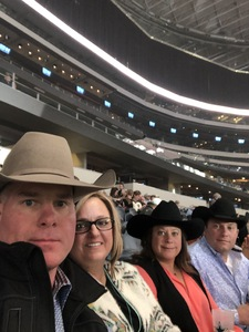 Michael attended Winstar World Casino and Resort PBR Global Cup USA - Sunday Only on Feb 10th 2019 via VetTix