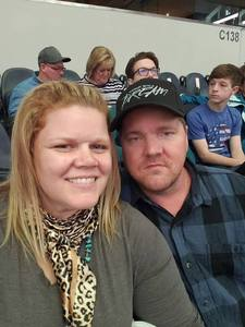 Brandy attended Winstar World Casino and Resort PBR Global Cup USA - Sunday Only on Feb 10th 2019 via VetTix