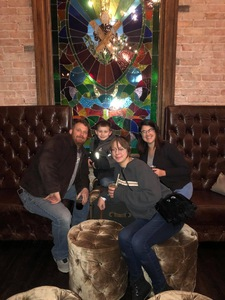 Brandon attended Saved by the 90's - Undefined on Feb 8th 2019 via VetTix