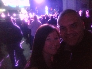 Joseph attended Voyage - the Ultimate Journey Tribute Band - Undefined on Feb 8th 2019 via VetTix