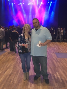 Joshua attended Candlebox - General Admission Standing Room on Feb 14th 2019 via VetTix