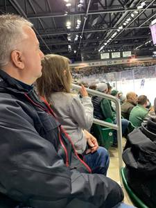 Rob attended Michigan State Spartans vs. Penn State Nittany Lions - NCAA Hockey on Feb 16th 2019 via VetTix