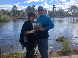 Richard attended Phoenix Zoo - Tickets Good for Feb 16,17,18 2019 Only - Daytime Hours Only on Feb 16th 2019 via VetTix