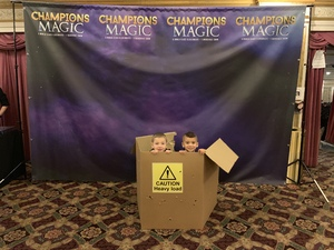 Des attended Champions of Magic - Thursday on Jan 24th 2019 via VetTix
