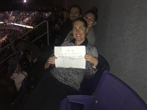 Joy attended Phoenix Suns vs. Portland Trail Blazers - NBA on Jan 24th 2019 via VetTix