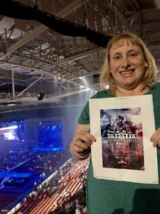 JESSICA attended TobyMac Hits Deep Tour on Feb 15th 2019 via VetTix