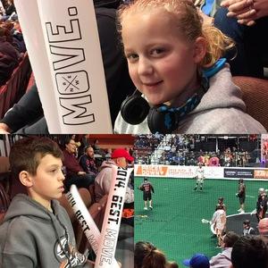 Bridget attended New England Black Wolves vs. Philadelphia Wings - National Lacrosse League on Feb 17th 2019 via VetTix