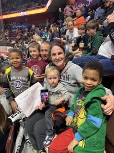 Steven attended New England Black Wolves vs. Philadelphia Wings - National Lacrosse League on Feb 17th 2019 via VetTix