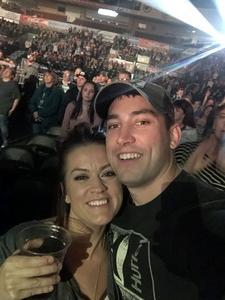Garrett attended Old Dominion Make It Sweet Tour on Jan 24th 2019 via VetTix