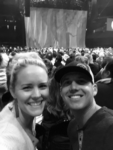 Chad attended Kelly Clarkson - the Meaning of Life Tour With Kelsea Ballerini and Brynn Cartelli on Jan 24th 2019 via VetTix
