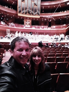 MICHAEL MALINOWSKI attended A Space Odyssey - Presented by the Philadelphia Orchestra on Feb 16th 2019 via VetTix