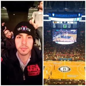 Cruz attended Brooklyn Nets vs. Denver Nuggets - NBA on Feb 6th 2019 via VetTix