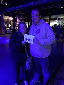 Craig attended O-town - Pop on Feb 15th 2019 via VetTix